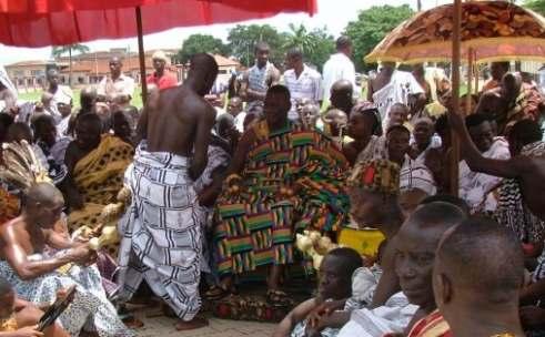 ghana festival photo