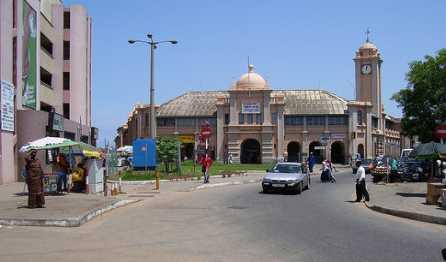 Accra Jametown near Gen. Post Office