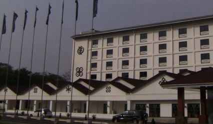 Golden Tulip Hotel in Kumasi