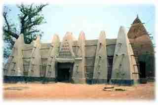 Larabanga-mosque-northern-region