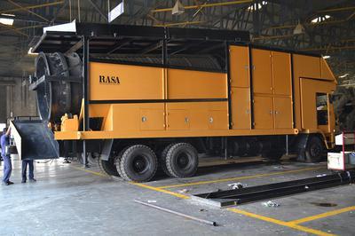 Gold Mining Wash Plant